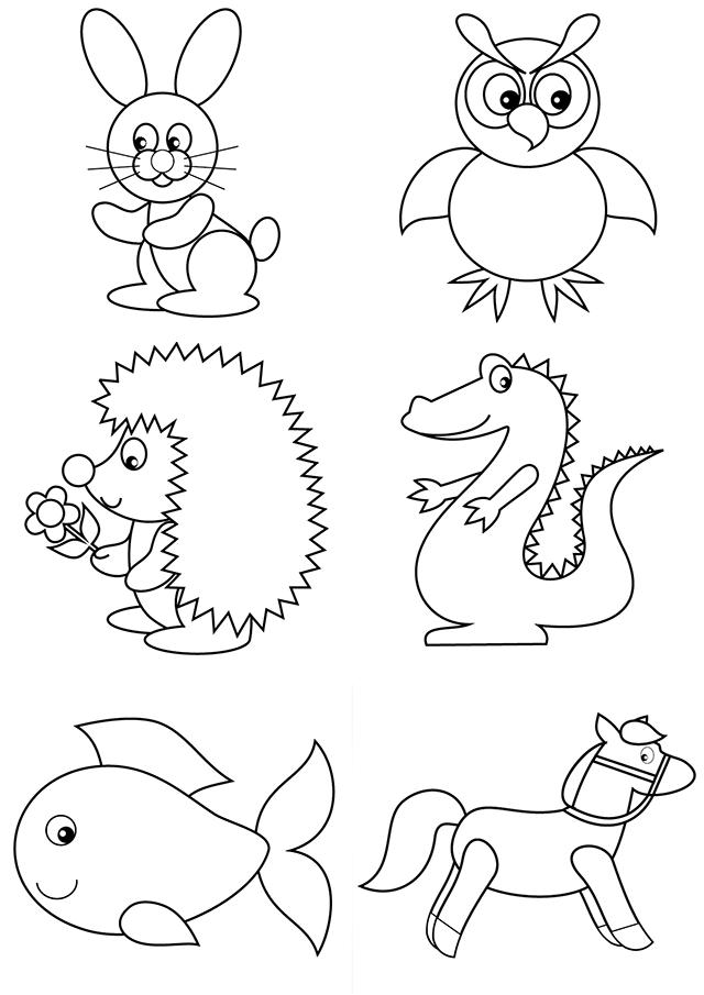 Coloriages gratuits imprimer turbulus jeux pour enfants - Coloriage tout petit ...