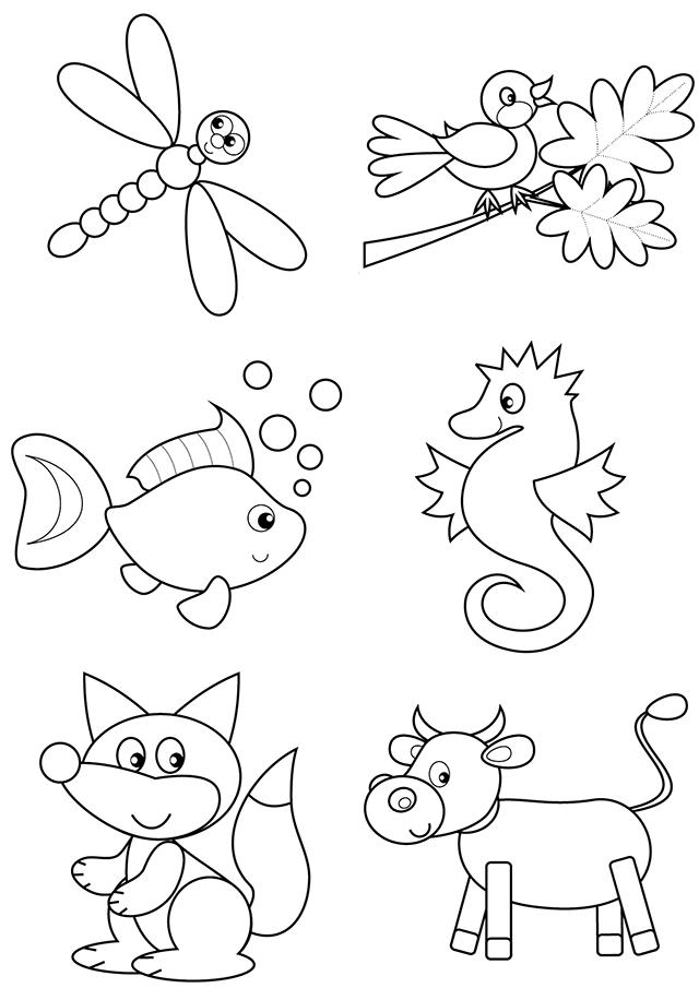 Dessins imprimer turbulus jeux pour enfants - Dessin de colombe a imprimer ...
