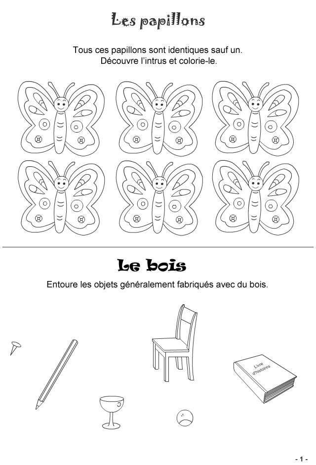 jeux imprimer pour enfants de 4 6 ans page1 turbulus jeux pour enfants. Black Bedroom Furniture Sets. Home Design Ideas