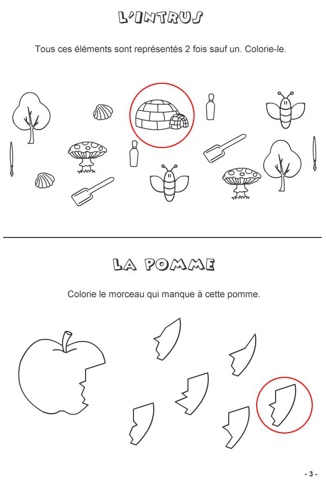 jeux imprimer pour enfants de 4 6 ans page3 turbulus jeux pour enfants. Black Bedroom Furniture Sets. Home Design Ideas