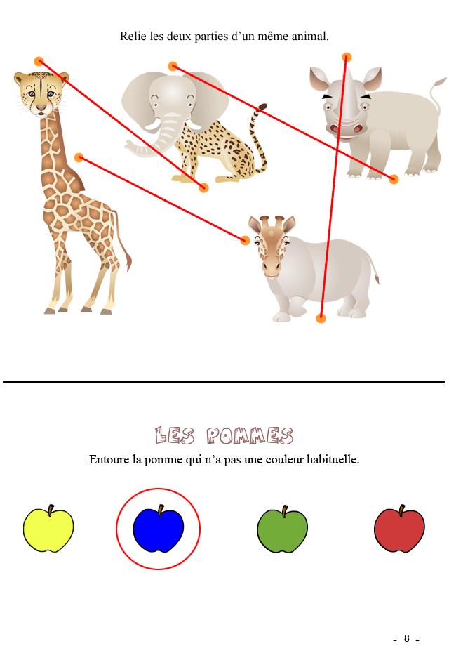 Jeux A Imprimer Pour Enfants De 4 6 Ans Fiche 8 Turbulus Jeux Pour Enfants
