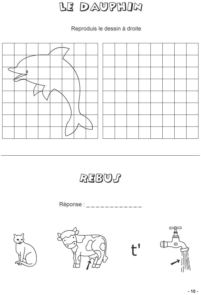 Jeux A Imprimer Pour Enfants De 7 Ans Et Plus Page 10 Turbulus