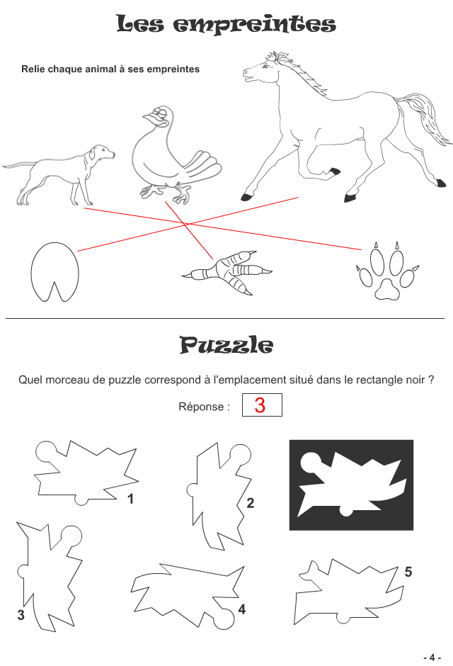 Jeux à imprimer pour enfants de 7 ans et plus - page 4 - Turbulus, jeux pour enfants