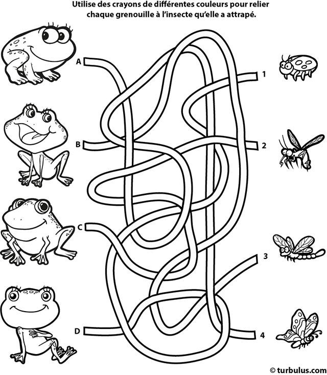 Jeu De Labyrinthe A Imprimer Turbulus Jeux Pour Enfants