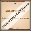 Exercices, les multiplications
